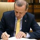 """Cumhurbaşkanı Erdoğan  """"Maarif Vakfı Kanunu""""nu onayladı"""