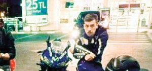 Çarptığı motosikletli çocukluk arkadaşı çıktı