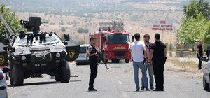 Diyarbakır Dicle'de patlama