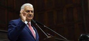 Başbakan Binali Yıldırım'dan İsrail açıklaması: Kanayan yara durmuştur