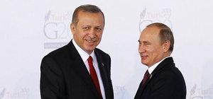 Kremlin sözcüsü Putin'le Erdoğan'ın yarın görüşeceğini açıkladı