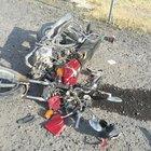 Niğde'de bir şahıs otomobille motosikletli ağabeyine çarptı