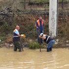 Tuzla'da yolu su bastı
