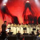 Suriyeli müzisyenlerden caz konseri