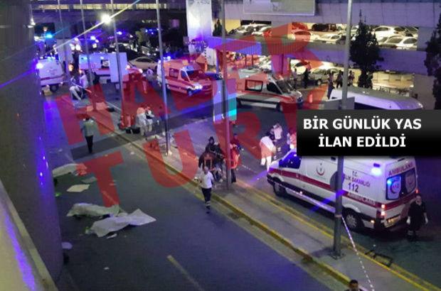 Atatürk Havalimanı'nda canlı bomba saldırısı: 42 ölü, 238 yaralı!