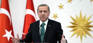 Cumhurbaşkanı Erdoğan'dan havalimanındaki saldırı hakkında açıklama
