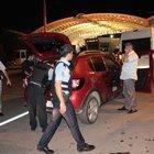 İstanbul polisi Sabiha Gökçen Havalimanı'nda alarma geçti