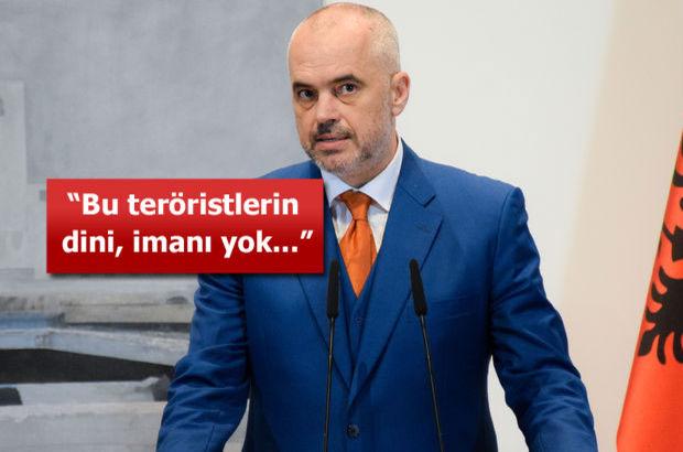 Arnavutluk Başbakanı'nın uçağı saldırı anında iniş yapmış