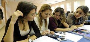 Üniversitenin sınav başarısı kılavuzdan geçiyor