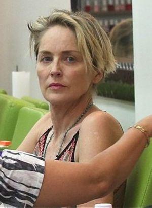 Sharon Stone'un son hali