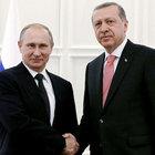 Cumhurbaşkanı Erdoğan'la Rusya lideri Putin'in görüşmesi sona erdi