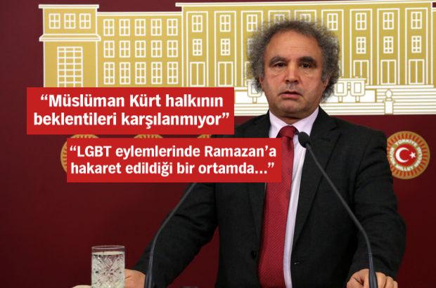 HDP'ye içeriden bir eleştiri daha