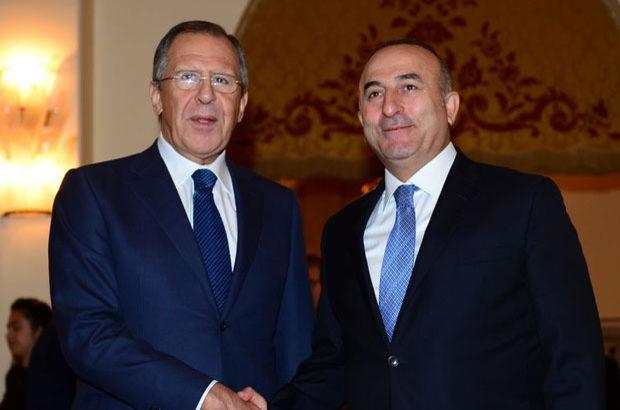 Lavrov Suriye kriziyle ilgili Türkiye'yle işbirliği mesajı verdi