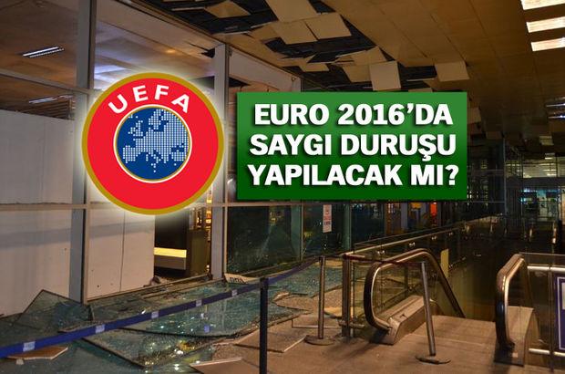 UEFA'dan Atatürk Havalimanı saldırı açıklaması