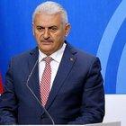 Arnavutluk Başbakanı ve Binali Yıldırım'dan ortak basın toplantısı