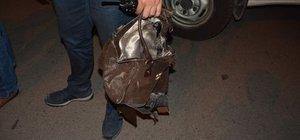 Karabük'te şüpheli çanta paniği