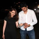 Zonguldak'ta polis memurundan kelepçeli evlilik teklifi