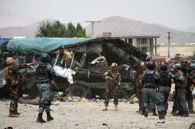 Taliban'dan intihar saldırısı: 30 ölü