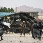 Afganistan'da eğitim gören polislere intihar saldırısı