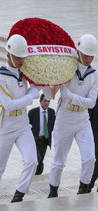 Sayıştayın yeni başkan ve üyeleri Anıtkabir'i ziyaret etti