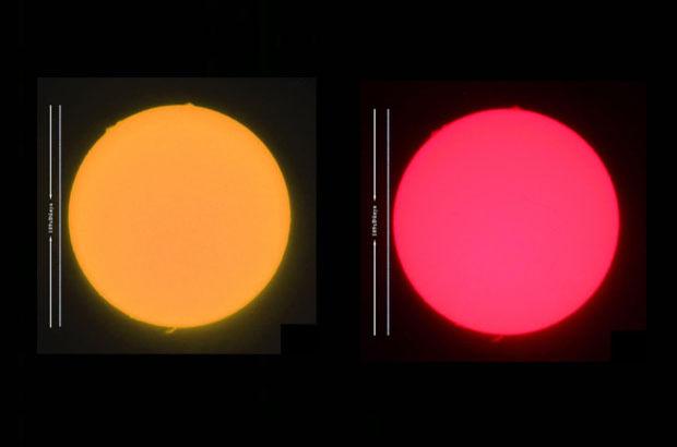OMÜ'de Güneş patlaması görüntüleri çekildi
