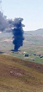 PKK'lılar Van'da 8 aracı yaktı, 25 kişiden haber alınamıyor!