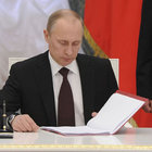Putin o kararnameyi imzaladı