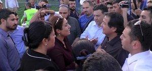 HDP'li vekillerle Emniyet Müdürü arasında ilginç diyalog