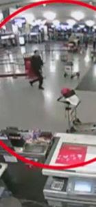 Terörist, Atatürk Havalimanı'nda böyle saldırmış