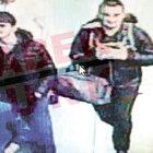 Canlı bombalar Glock tabancaları poşet içinde taşıdılar
