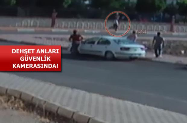 Diyarbakır'da kaçırılmak istenen Nusret Bekiranlı son anda kurtuldu
