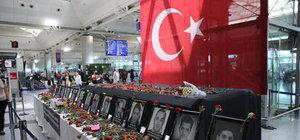 Havalimanı saldırısında iki teröristin daha kimlikleri tespit edildi