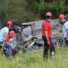TEM otoyolunda trafik kazası: 3 yaralI