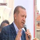 Erdoğan: DAEŞ'in İslam ile alakası yok, yerleri cehennem