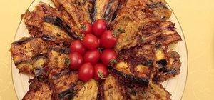 Patlıcan Kıstırma nasıl yapılır?