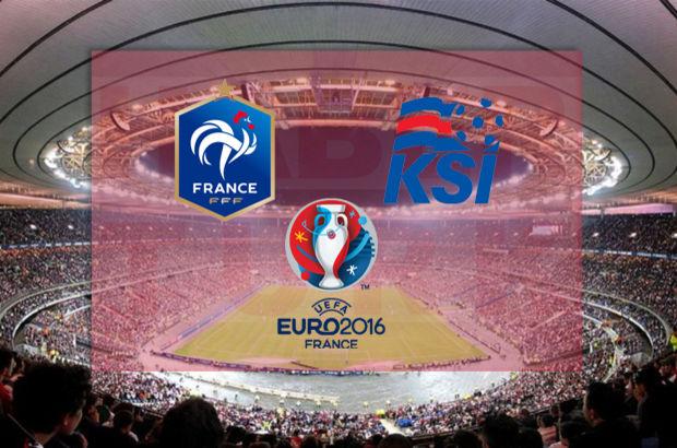 Fransa İzlanda maçı hangi kanalda, ne zaman, saat kaçta ...