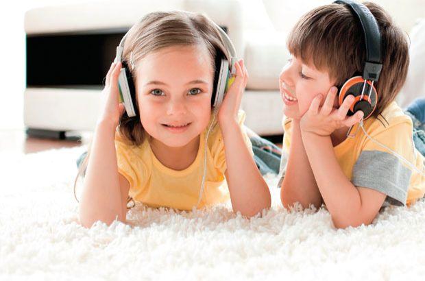 Çocuk, müzik