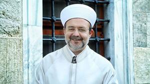 Diyanet İşleri Başkanı Mehmet Görmez'den bayram mesajı