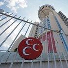MHP Gülüç Belde Başkanı ve yönetim kurulu üyeleri istifa etti