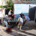Zonguldak'ta balkondan düşen yaşlı kadın hayatını kaybetti