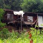 Kastamonu'da balkon çöktü