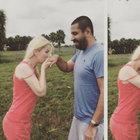 Seda Sayan sevgilisi Erkan Çelik'in elini öptü