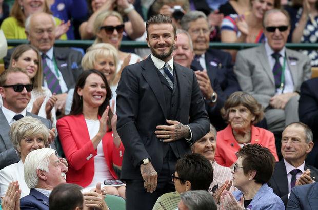 Beckham en büyük hayalini açıkladı!