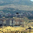 Şırnak'ta hava operasyonu düzenlendi, 7 hedef imha edildi