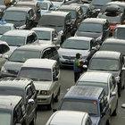 Endonezya'da tatil dönüşü trafiğinde can kayıpları yaşandı