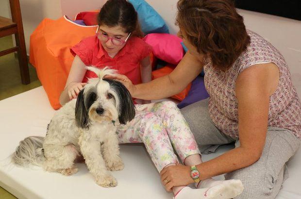 Köpekle terapi