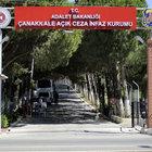 """Çanakkale'de """"FETÖ/PDY"""" davasının 2'inci duruşması başladı"""