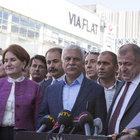 MHP'de muhalifler hukuki sürecin tamamlanmasını bekleyecek