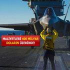 Tarihin en pahalı savaş uçağı F-35 Joint Strike Fighter