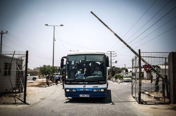 İsrail Beyt Xanın sərhəd qapısını açır